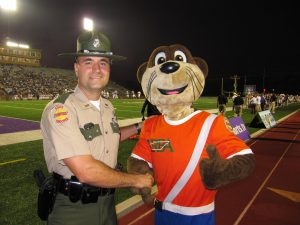THP with Ollie at TN Tech